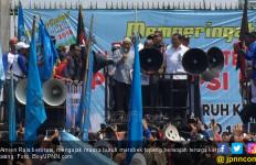 Amien Rais Ajak Buruh Robek Topeng Wajah Tenaga Kerja Asing - JPNN.com