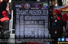 Aksi Buruh Dukung Capres Tak Berpengalaman? - JPNN.com