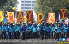 Massa Aksi May Day Tetap Tak Diperbolehkan Mendekati Istana Negara - JPNN.com
