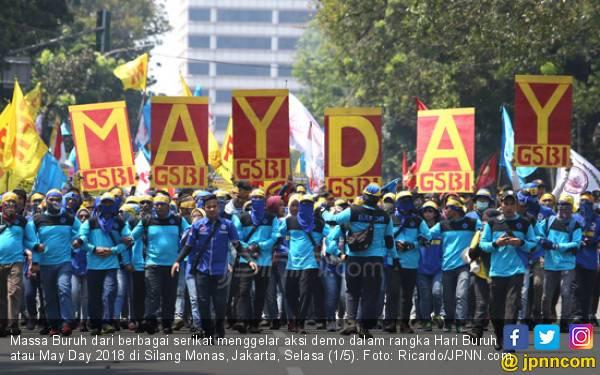 Respons Petinggi Kadin Terkait Peringatan Hari Buruh - JPNN.com