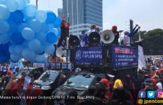 Kawal Aksi Buruh di DPR, 6 Ribu Personel Gabungan Dikerahkan - JPNN.com