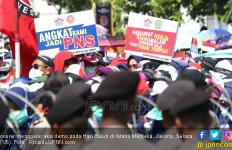 May Day, ADKASI Dukung #2018GantiHonorerJadi PNS - JPNN.com