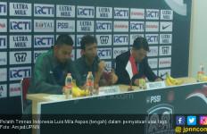 Indonesia Belum Cetak Gol, Luis Milla Minta Bersabar - JPNN.com