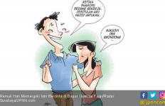 Remuk Hati Memergoki Istri Bercinta di Dapur - JPNN.com