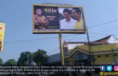 Misbakhun Tebar Baliho Gojo demi Sosialisaikan Jokowi - JPNN.com