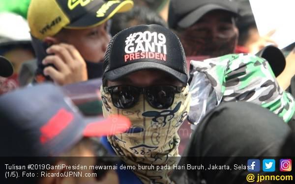 Sepertinya Ada Jurus Ekstrem HTI di Balik #2019GantiPresiden - JPNN.com