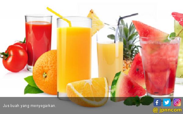 Jus yang Baik Dikonsumsi untuk Kesehatan Jantung - JPNN.com