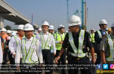 Menteri BUMN Pastikan Kereta Cepat Jakarta - Bandung Selesai Dibangun Akhir 2020 - JPNN.com
