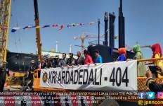 KRI Ardadedali Memperkuat Armada Kapal Selam TNI AL - JPNN.com