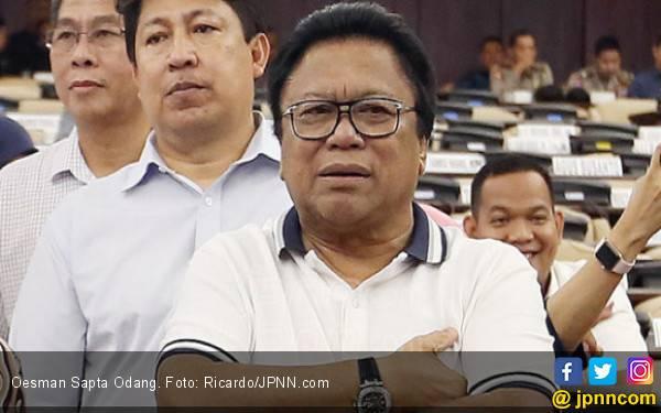 Temui Ma'ruf Amin, OSO Bantah Bicara soal Jatah Menteri - JPNN.com