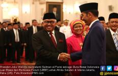 Afrika Selatan Jajaki Kerja Sama Hukum dengan Indonesia - JPNN.com