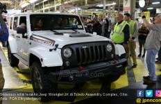 Jeep Wrangler JK Setop Produksi, Edisi Khusus dan Suksesor - JPNN.com