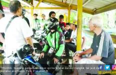 Mau Angkut Penumpang, Driver Cantik Go-Jek Ditampar Opang - JPNN.com