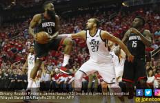 NBA Playoffs 2018: Jazz Pukul Rockets, Curry Comeback - JPNN.com