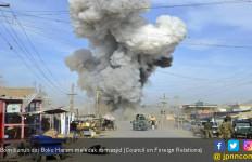Bom Kembar Sasar Jemaah Salat Zuhur - JPNN.com