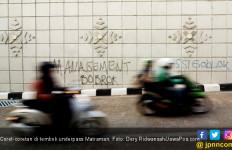 Sandiaga Buru Pelaku Vandalisme di Underpass Matraman - JPNN.com