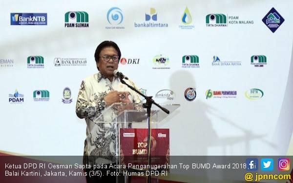 DPD RI Dorong BUMD Memajukan Ekonomi Daerah - JPNN.com