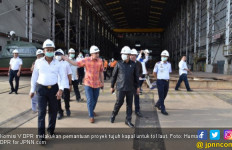 Komisi V Pantau Progres 7 Kapal Tol Laut - JPNN.com