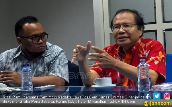 Rizal Ramli Laporkan Korupsi Sektor Pangan ke KPK - JPNN.com