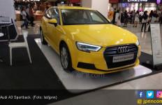 Keliling Mal, Audi A3 Sportback Tawarkan Program Menarik - JPNN.com