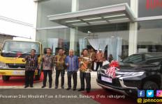 Ambisi Kuasai Pasar, Mitsubishi Fuso Buka Diler di Rancaekek - JPNN.com