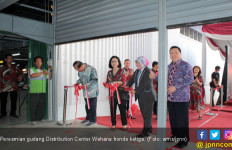 Wahana Honda Resmikan Distribution Center Ketiga - JPNN.com