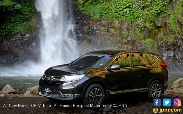 Selain Mobilio, Honda CRV Mulai Mendapat Tekanan - JPNN.com