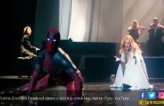 Kolaborasi Celine Dion dan Deadpool Bikin Ngakak Maksimal - JPNN.com