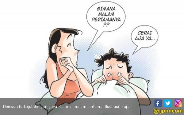 Istri Terlalu Liar saat Malam Pertama, Esoknya Cerai - JPNN.com