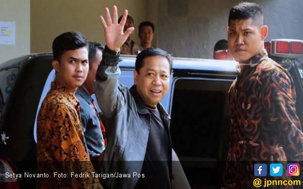 Bikin Pelanggaran Berat, Setya Novanto Dipindah ke Gunung Sindur - JPNN.com