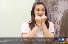 Luna Maya Minta Izin ke Titi Kamal - JPNN.com