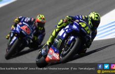 Rossi dan Vinales Akui Balapan di Jerez Akan Lebih Berat - JPNN.com