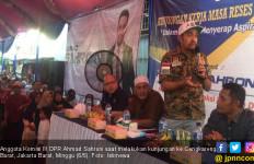 Serap Aspirasi, Sahroni Prihatin dengan Masalah TKA - JPNN.com