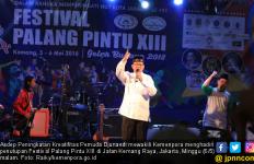 Kemenpora Apresiasi Festival Palang Pintu XIII - JPNN.com