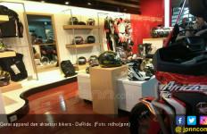 Gerai DeRide Penuhi Kebutuhan Apparel dan Aksesori Bikers - JPNN.com