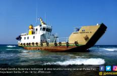 Ratusan Meter Terumbu Karang Pulau Pari Rusak Dihantam Kapal - JPNN.com