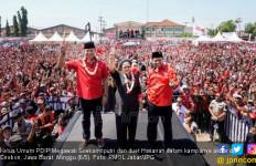 Bu Mega Ajak Warga Jabar Pilih Hasanah Saja - JPNN.com