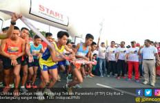 ITTP City Run 2 Sukses Besar, Ribuan Pelari Terkesan - JPNN.com