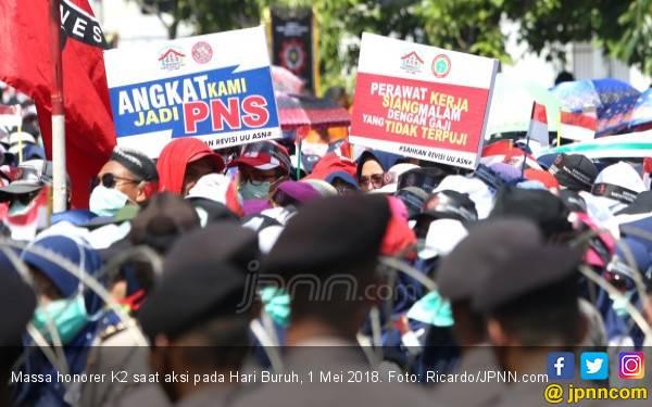 Jadwal Silatnas Honorer K2 Belum Jelas, Muncul Wacana Kenduri Nasional - JPNN.com