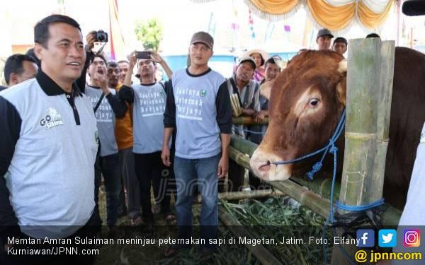 Mentan Sebut Kerja Pemerintahan Jokowi – JK Setara 70 Tahun - JPNN.com