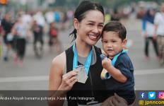 Andien Aisyah Korbankan Kegiatannya Demi Putranya - JPNN.com