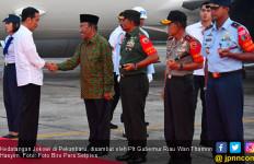 Presiden Hadiri Peremajaan Sawit Rakyat di Riau - JPNN.com