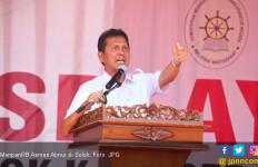 Alasan Asman Abnur Mengundurkan Diri sebelum Reshuffle - JPNN.com