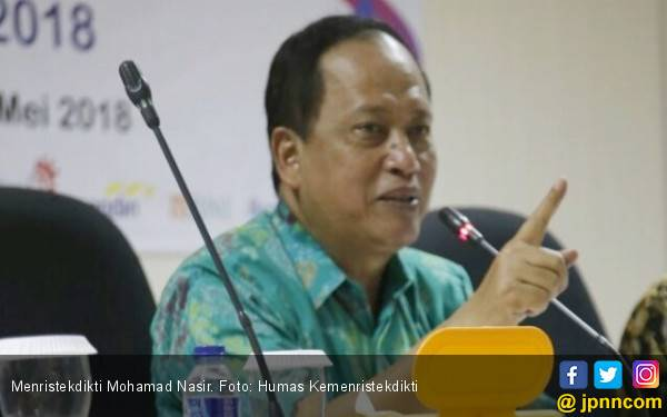 Nasir Optimistis Pendidikan Tinggi Islam Berkembang Pesat - JPNN.com