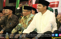 Kiai Said Puji Sinergi Taruna Merah Putih dan GP Ansor - JPNN.com