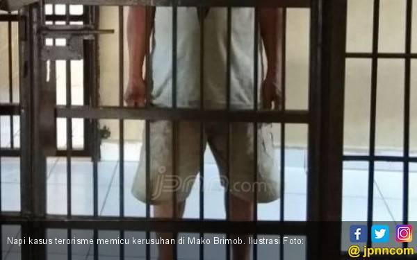 4 Teroris Tewas di Cianjur Disetir Dua Napi Kasus Terorisme - JPNN.com