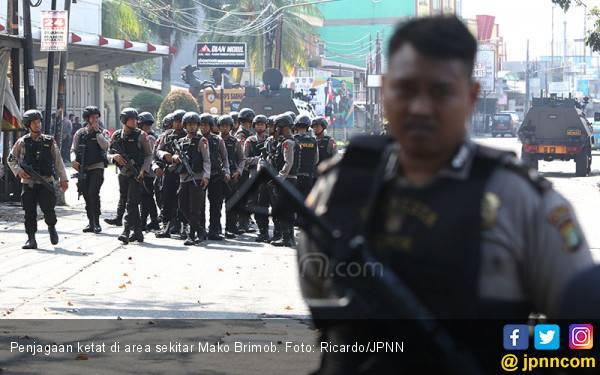 Sebaiknya Napi Teroris Dipindah dari Mako Brimob  - JPNN.com