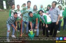 Peduli Lingkungan, RAN Ikut Hijaukan Danau Rawa Pening - JPNN.com