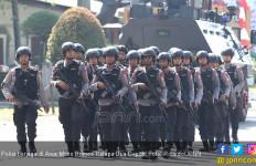 145 Napi Teroris di Mako Brimob Dipindahkan ke Nusakambangan - JPNN.com