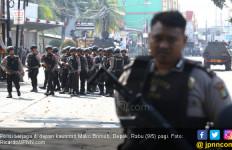 155 Napiter Mako Brimob Dikirim ke Nusakambangan - JPNN.com